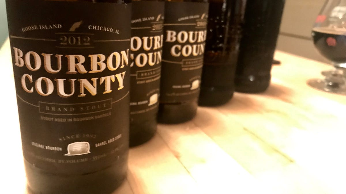 a04b010c3f9 Beer Of The Week  Drink this year s Goose Island Bourbon County Stout right  away