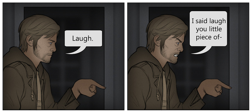 Illustration for article titled The Silent Hills Playable Trailer Can Be A Little Frustrating