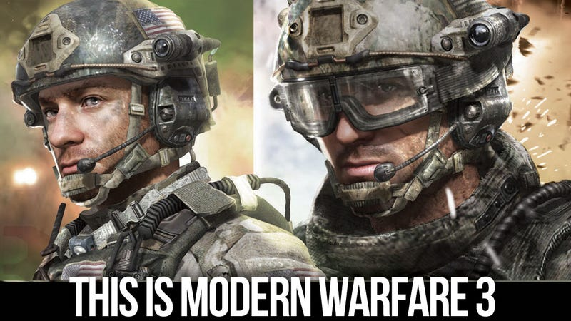 Illustration for article titled The Modern Warfare 3 Files: Exclusive First Details on the Biggest Game of 2011