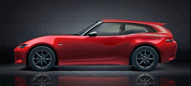 Illustration for article titled Great Job, Mazda! Now Get Started On This.