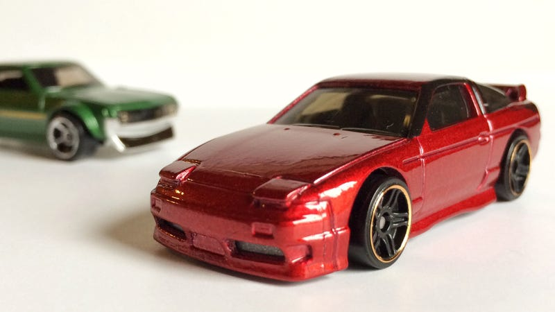 Illustration for article titled Nissan 180sx type x