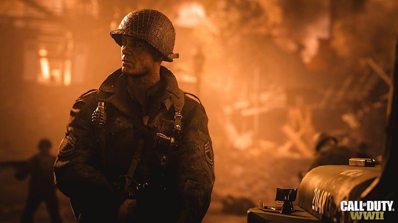 Call of Duty: WWII | $40 | Amazon