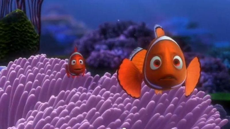 Illustration for article titled Mixing Finding Nemo with Taken results in a gloriously dark mash-up