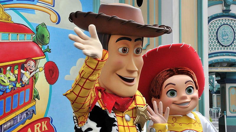 Illustration for article titled Terrified of change, Toy Story fans are losing it over Andy's new face