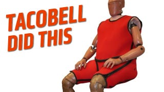 Illustration for article titled People Are Getting So Fat We're Making Obese Crash Test Dummies