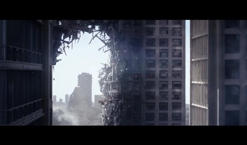 Illustration for article titled Las primeras imágenes del nuevo Godzilla son... monstruosas