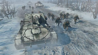 Illustration for article titled Disobey Orders In Company of Heroes 2 And Your Comrades Will Shoot You Down