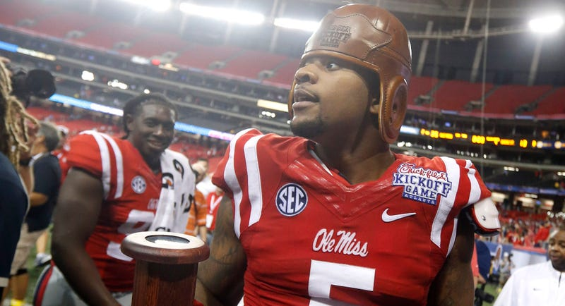 Illustration for article titled Robert Nkemdiche Is Out Of The Sugar Bowl And Headed To The NFL After His Fall And Arrest