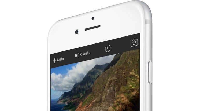 El próximo iPhone podría tener flash en su cámara frontal