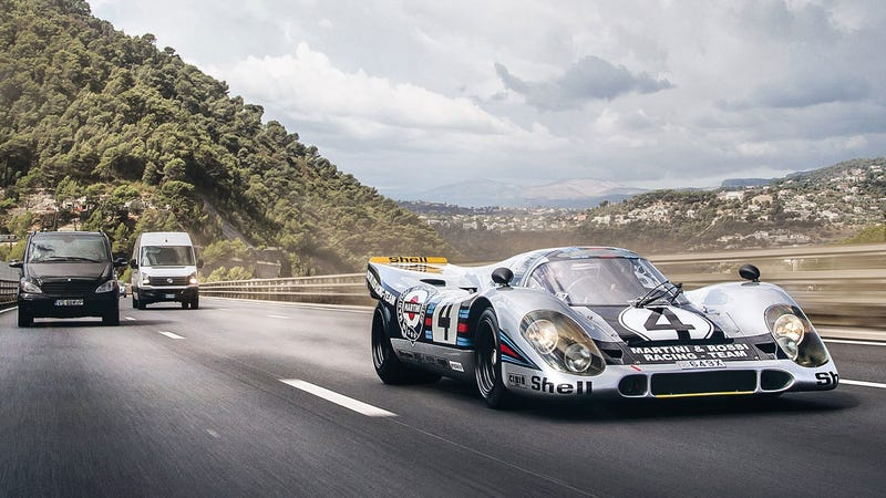 Porsche 917 Car News, Photos, Videos & More - Jalopnik