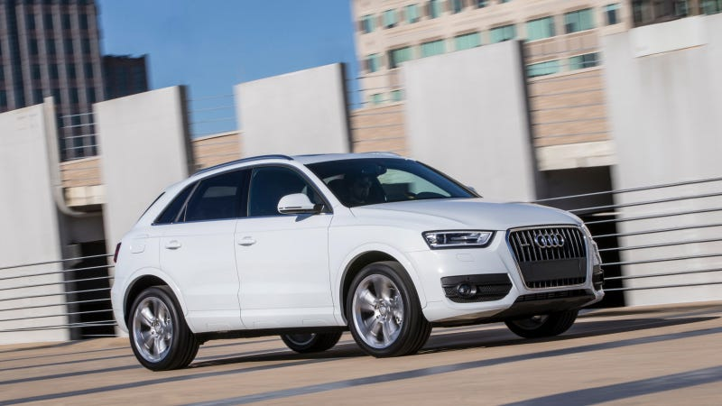 Illustration for article titled 2015 Audi Q3: This Is It