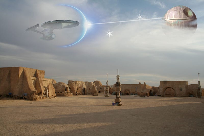 Illustration for article titled Rumors: Thor writers joining Star Trek 3, Abrams leaving Star Wars