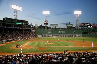 Illustration for article titled Fenway Gets To Host History Again