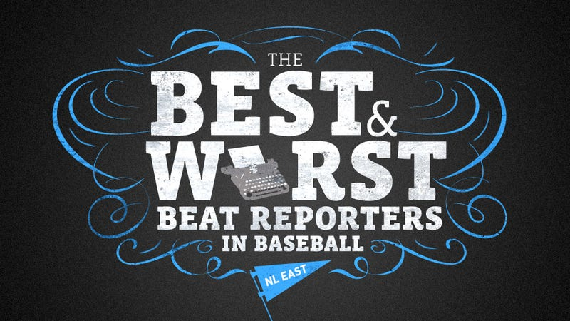 Illustration for article titled The Best And Worst Beat Reporters In Baseball: NL East