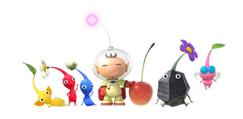 Illustration for article titled The New 3DS Pikmin Game Is A Bummer