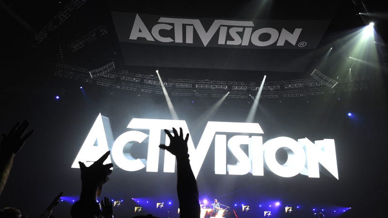Illustration for article titled Activision Blizzard Lays Off Hundreds Of Employees