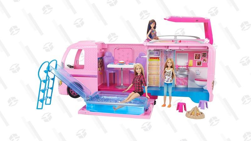 Barbie DreamCamper | $50 | Amazon