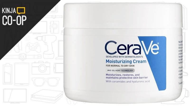 Illustration for article titled CeraVe Is Your Favorite Facial Moisturizer