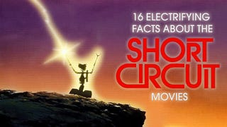 16 Things You Probably Never Knew About The <i>Short Circuit</i> Movies