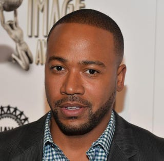 Columbus Short attends the 45th NAACP Image Awards Non-Televised Awards Ceremony at the Pasadena Civic Auditorium Feb. 21, 2014, in California.Alberto E. Rodriguez/Getty Images