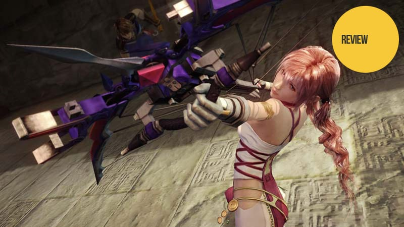 Illustration for article titled Final Fantasy XIII-2: The Kotaku Review