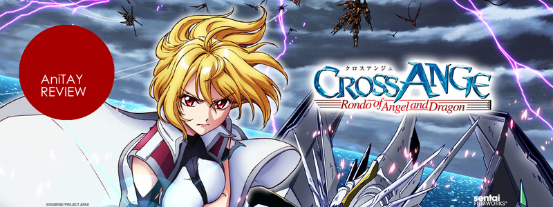 Illustration for article titled Cross Ange - Rondo of Angels and Dragons: The Ani-TAY Review