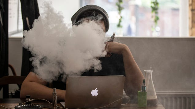 House Passes Ban on Flavored e-Cigs but White House Will Likely Veto