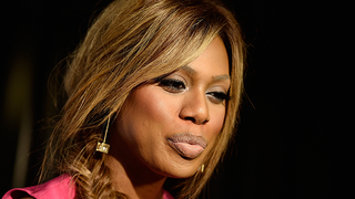 Illustration for article titled Laverne Cox: 'Caitlyn Looks Amazing,' But 'the Struggle Continues'