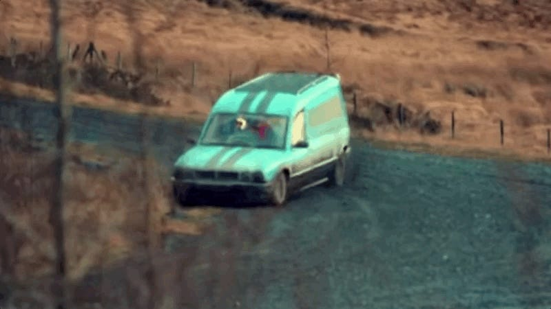 The First Teaser For the Latest Top Gear Reinvention Has One of the New Guys Nearly Kill the Other Two