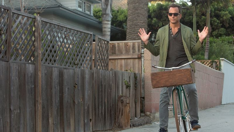 Illustration for article titled Flaked makes Will Arnett's arrested development insufficiently arresting