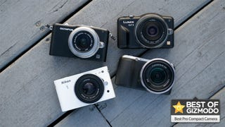 Illustration for article titled The Best Affordable Pro Compact Camera
