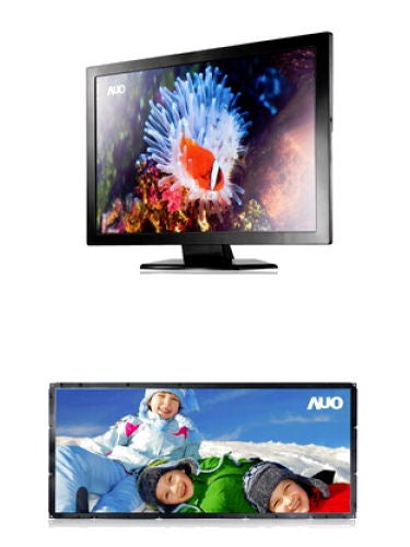 Illustration for article titled New AU Optronics TV Panels: 14-inch OLED and Ultra Wide TVs, Plus 3D Without Glasses
