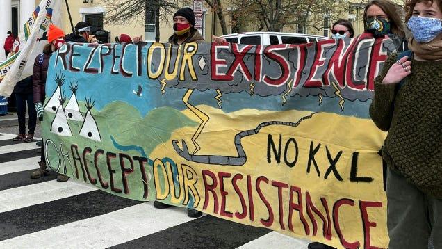 Keystone XL Pipeline Developer Wants $15 Billion in Taxpayer Dollars