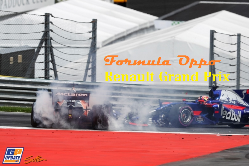 Illustration for article titled Formula Oppo: The Renault Grand Prix of Jersey