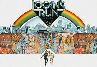 Illustration for article titled Real Life Logan's Run happening in San Francisco this weekend!