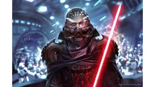 Illustration for article titled Redesigned Darth Vader Looks Just As Menacing
