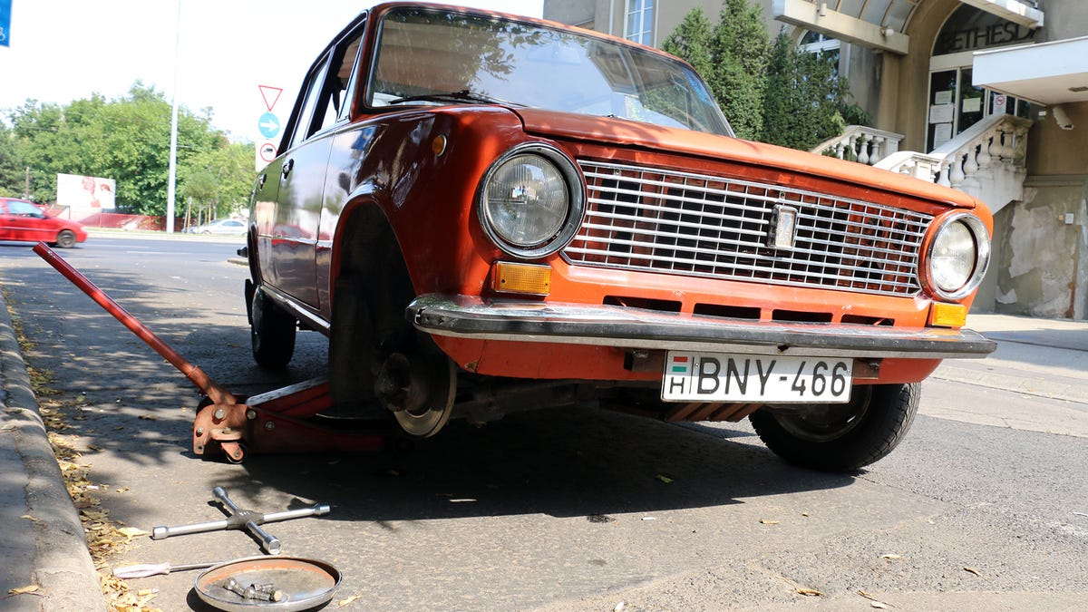 My VAZ quickly heats up while driving, what reason do not know 1