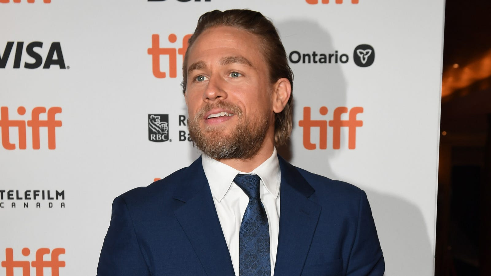 Charlie Hunnam to star in Apple adaptation of Shantaram