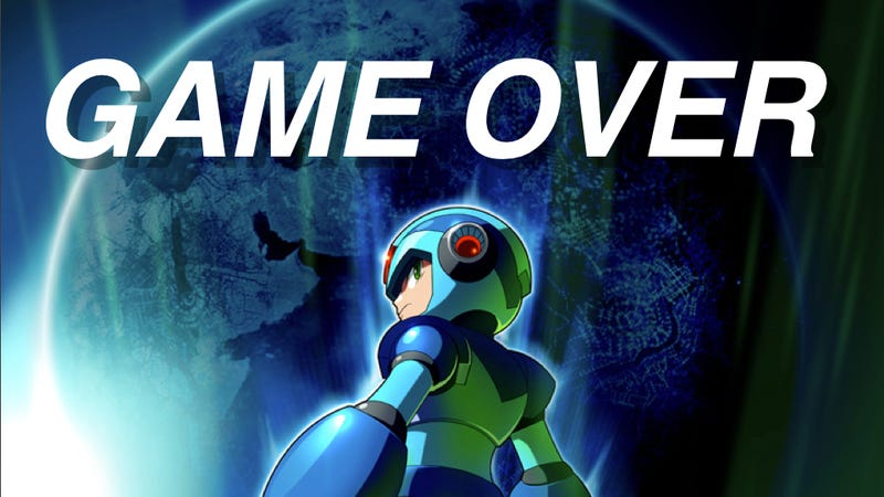 Illustration for article titled So, Mega Man Online Has Been Cancelled