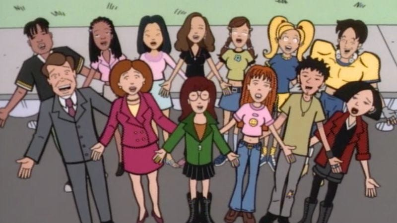 Illustration for article titled Daria's musical episode comes off like a dare—but does it hit the right notes?
