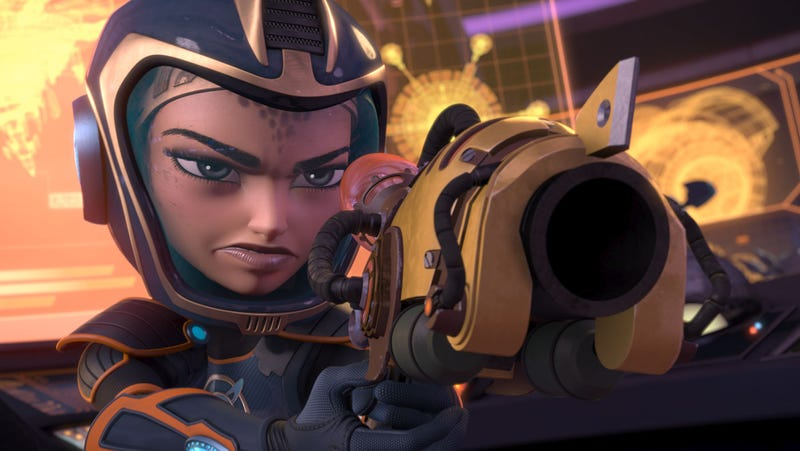 Illustration for article titled Last Minute Ratchet & Clank Patch Stops Streamers From Spoiling The Movie
