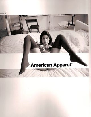 "Illustration for article titled American Apparel Losing More Money; Knock-Offs Are ""Scary,"" Says Fashion"