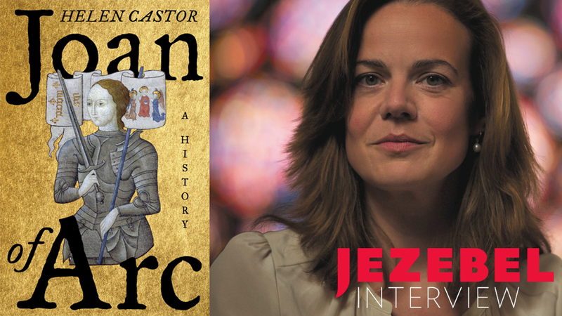 Illustration for article titled Author Helen Castor Talks Putting Joan of Arc Back Into Her Own World