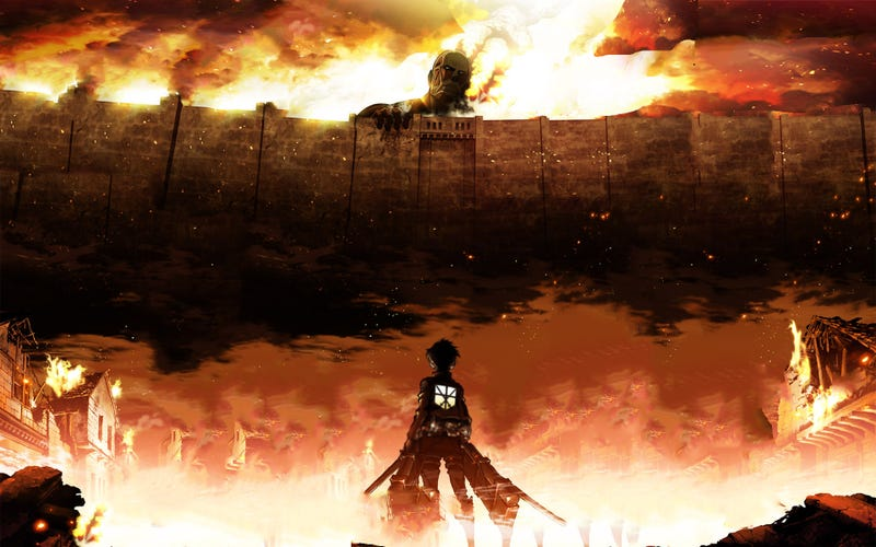 Review - Attack on Titan: Wings of Freedom