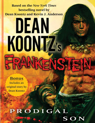 Illustration for article titled Dean Koontz's Tattooed Frankenstein Coming To The Big Screen