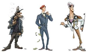 Illustration for article titled Felismered Piszkos Fredet és Fülig Jimmyt?
