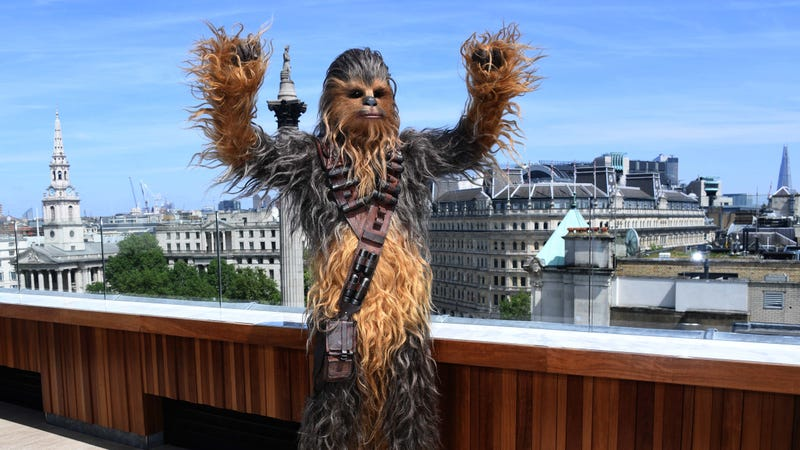 Given the chance, Chewbacca will eat you and everyone you care about