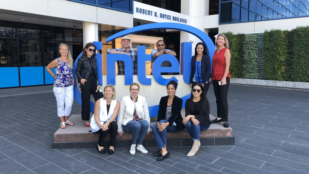 I'm Sandra Lopez, VP of Intel Sports Group, and This Is How