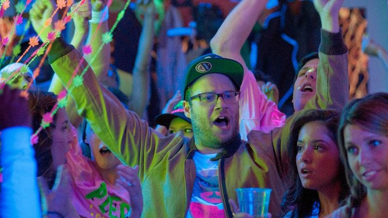 Illustration for article titled Weekend Box Office: Neighbors shatters Seth Rogen-related records