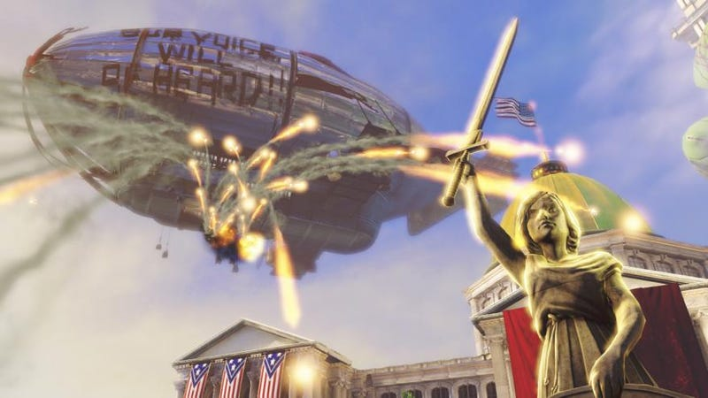 Illustration for article titled But, Ken Levine, Will BioShock Infinite Be Worth Playing a Second Time?